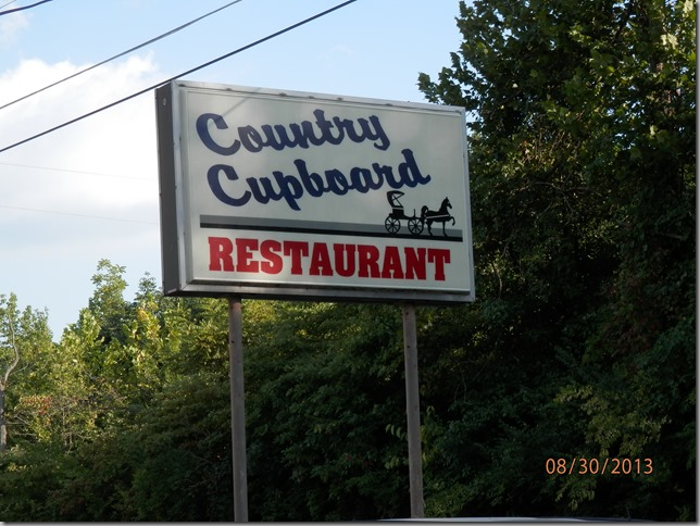 Another restaurant we will go back to.