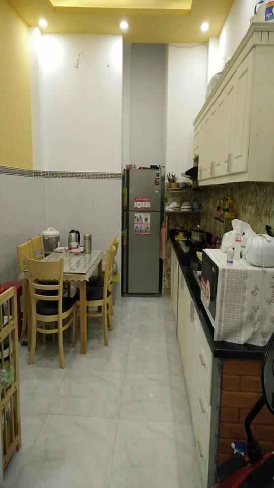 Nhà Hẻm Xe Hơi Nơ Trang Long Quận Bình Thạnh 04