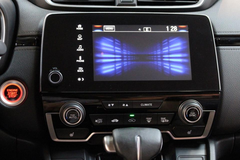 Xe Ô tô Honda CR V Thế Hệ Mới 014