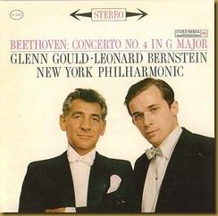 Beethoven concierto 4 Gould Bernstein