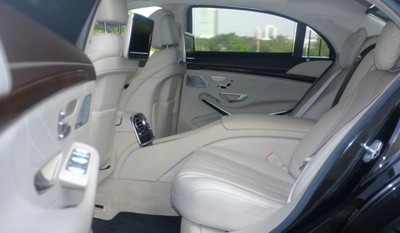 Nội thất  xe Mercedes Benz S500 cũ 2013 nhập đức 02