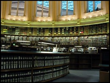 Old British Reading Room, British Museum, Londres , Angleterre -4