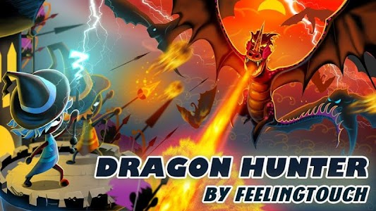 Dragon Hunter v1.03 (Mod Money)