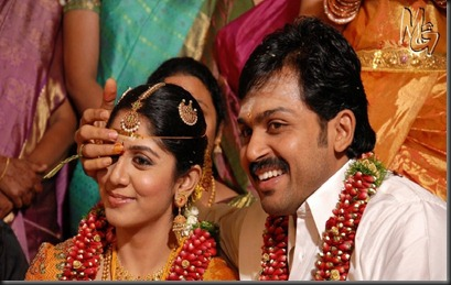 Karthik Sivakumar Ranjini Wedding Photos Stills