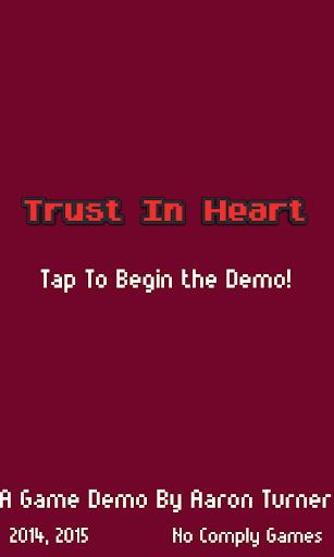 Trust In Heart Demo