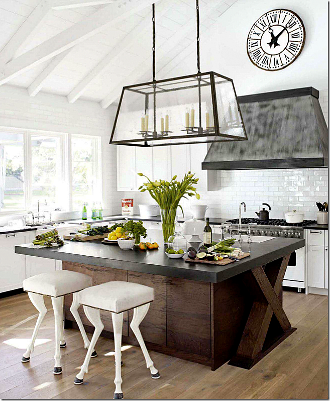 Image Myra Hoefer Used Their Wonderful Light Fixture In This Kitchen Shown Last Year In House Beautiful