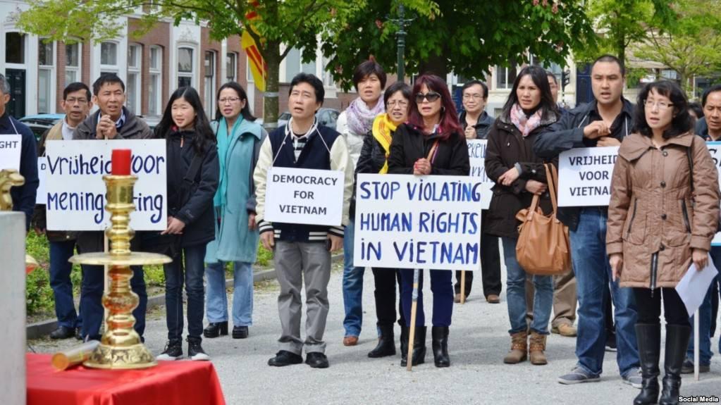 Nhà cầm quyền cộng sản Việt Nam không cải thiện nhân quyền thì sẽ không có hiệp định thương mại tự do EVFTA.
