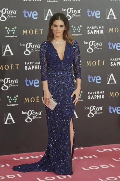 India Martinez attends Goya Cinema Awards
