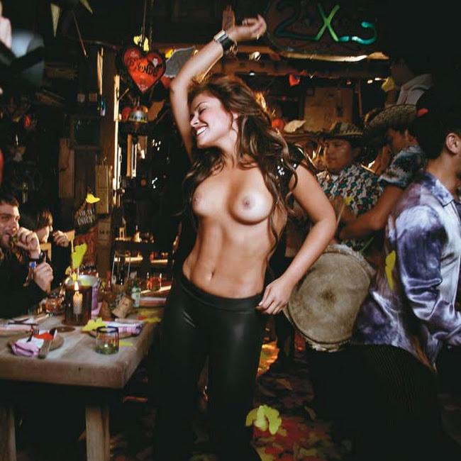 Katherine Porto Desnuda Revista SoHo Foto 34