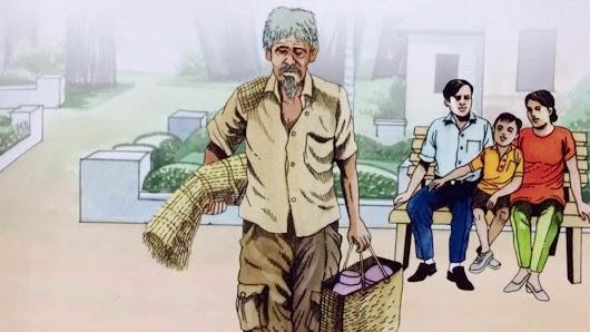 Bơ Vơ Phận Già - Vui Sống với Tuổi Già  TuoiGia