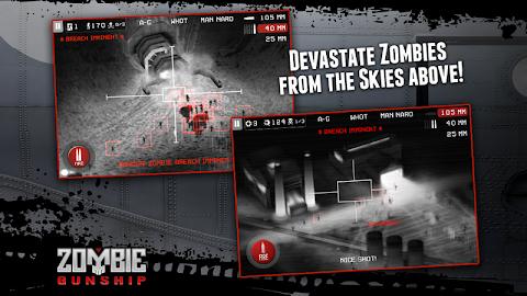 Zombie Gunship Screenshot 4