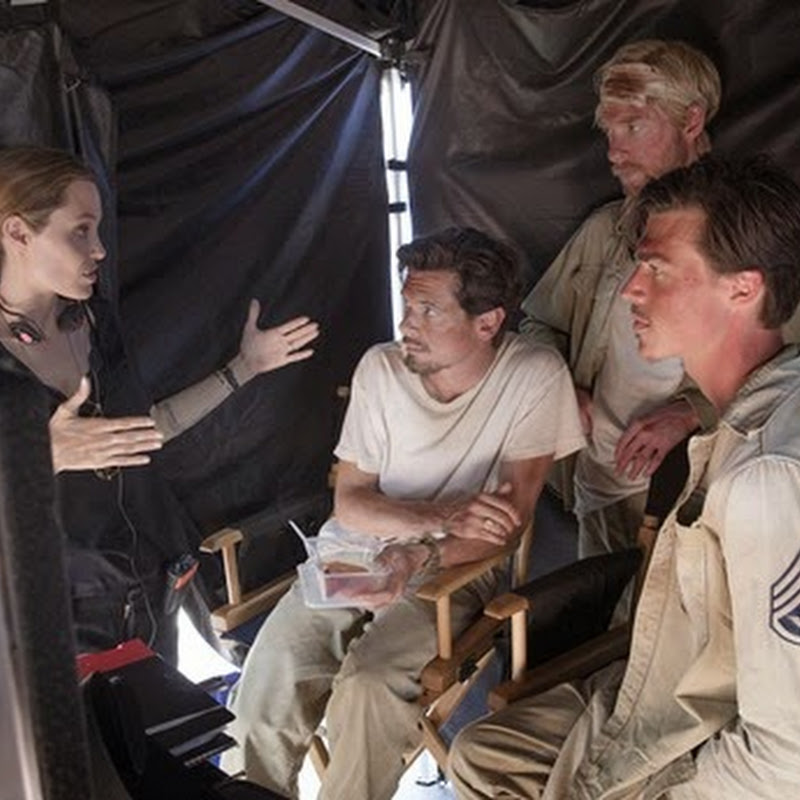 "Angelina Jolie's Passion for Directing Remains ""Unbroken"""