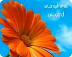 Sunshine Award 2012
