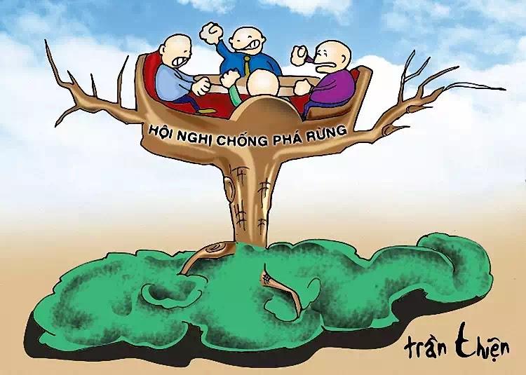 Những lời cảnh báo đầy ưu tư từ GS. Ngô Bảo Châu về thảm trạng môi trường ở Việt Nam