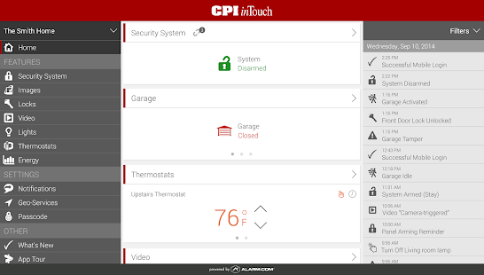 CPI Security - screenshot thumbnail