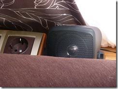 Aufbau Lautsprecher im Wohnwagen Dethleffs 520V