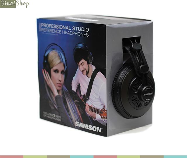 Samson SR850 Dual pack