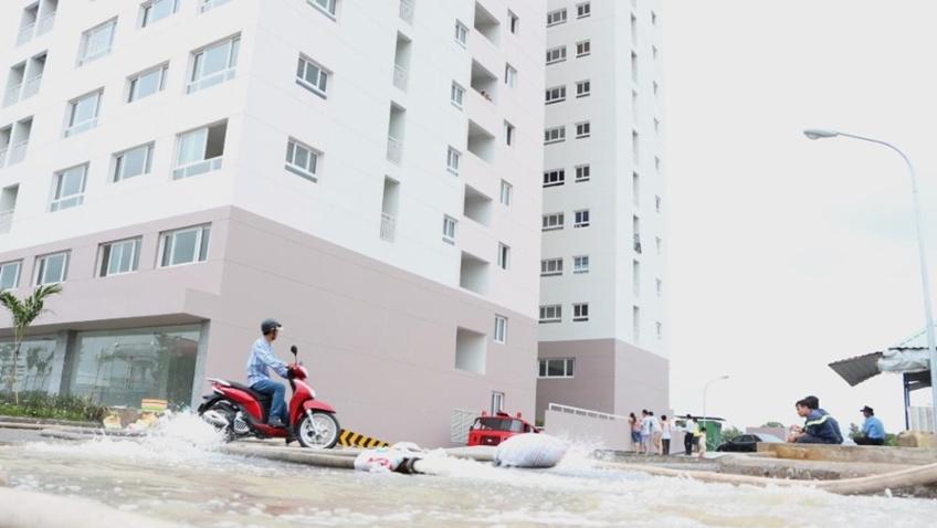 Những cách mua nhà không bị ngập nước