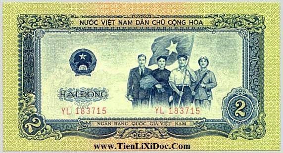 2 Đồng (Việt nam dân chủ 1958)