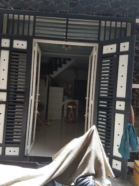 Bán nhà hẻm một sẹc Phan Huy Ích Quận Tân Bình 04