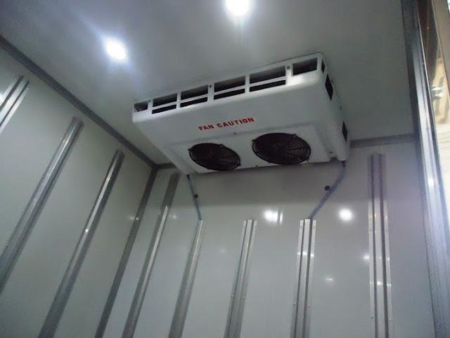 Hd72 đông lạnh dàn lạnh trong thùng