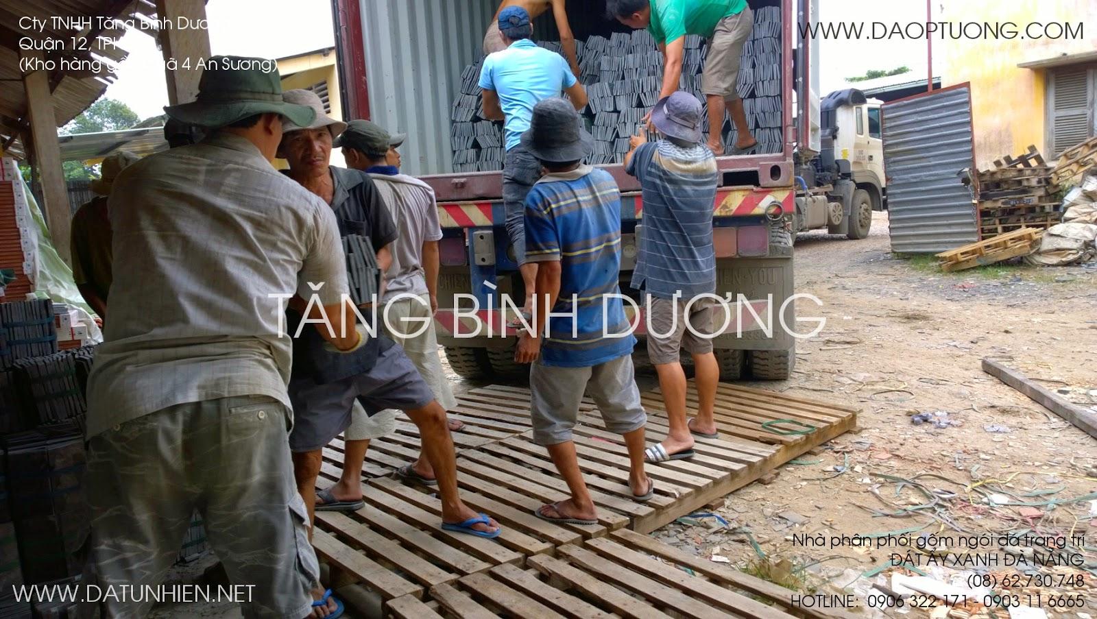Đá tẩy xanh Đà Nẵng