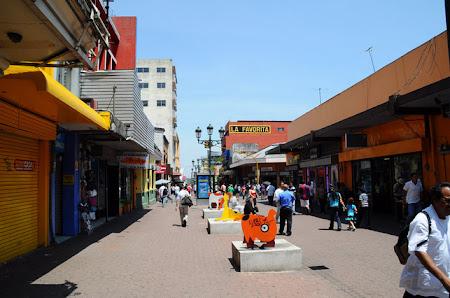 Obiective turistice Costa Rica: Prin centrul San Jose-ului