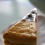 吃完娘惹美食,我们来到这里吃很好吃的Cheese Cake。这是咖啡口味。