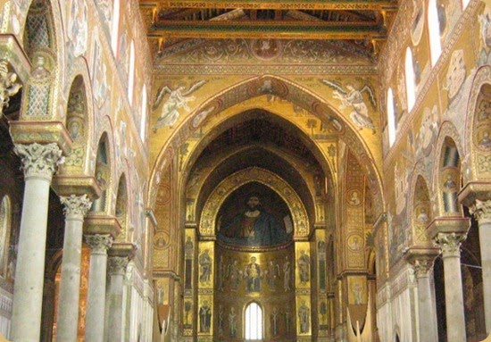 Arab-Norman Palermo and the cathedral churches of Cefalù' and Monreale5