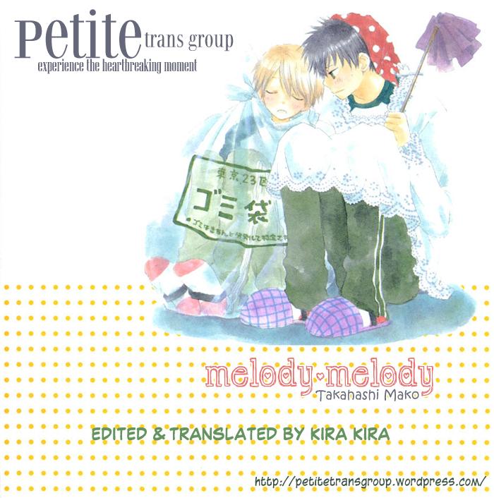 Melody•Melody Chap 001