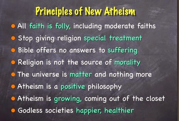Principles of New Atheism