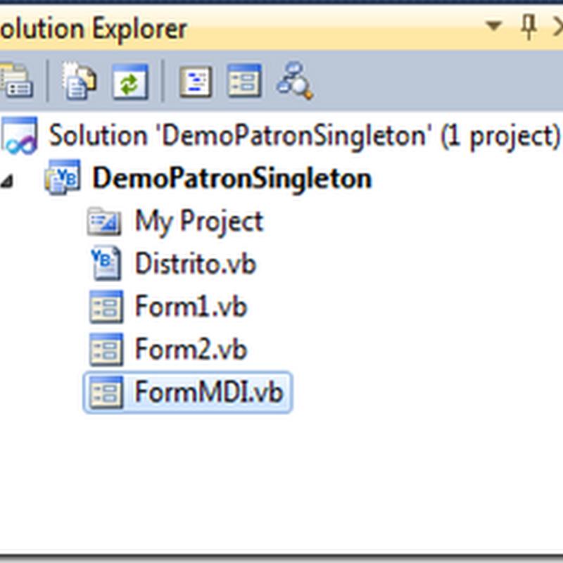 Los 101 ejemplos de Visual Basic para Visual Studio 2010 ~ Blog de