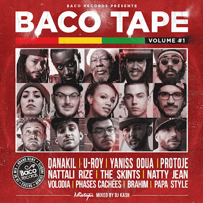 FREE download of Baco Records mixtape with Protoje URoy Yaniss Odua Danakil and many more