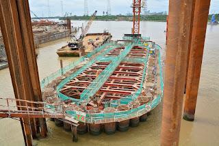 Dự án chống ngập 10.000 tỷ đồng tại TP.HCM hiện đạt 72% khối lượng công trình.