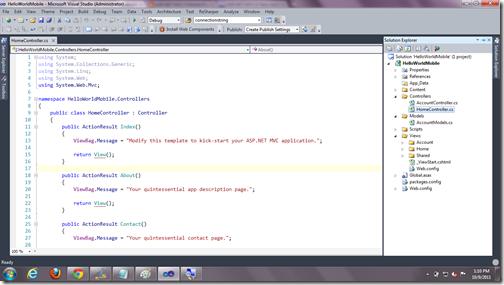 ASP.NET MVC 4.0 Mobile Structure-http://www.dotnetjalps.com