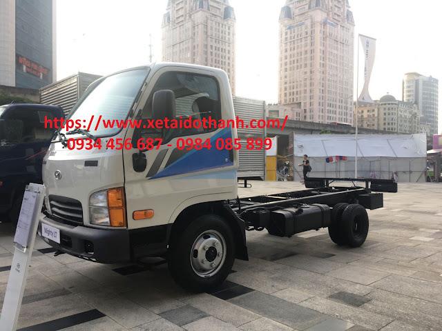 Xe tải Hyundai LT thùng kín