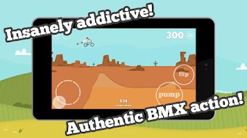 Screenshot of Pumped: BMX