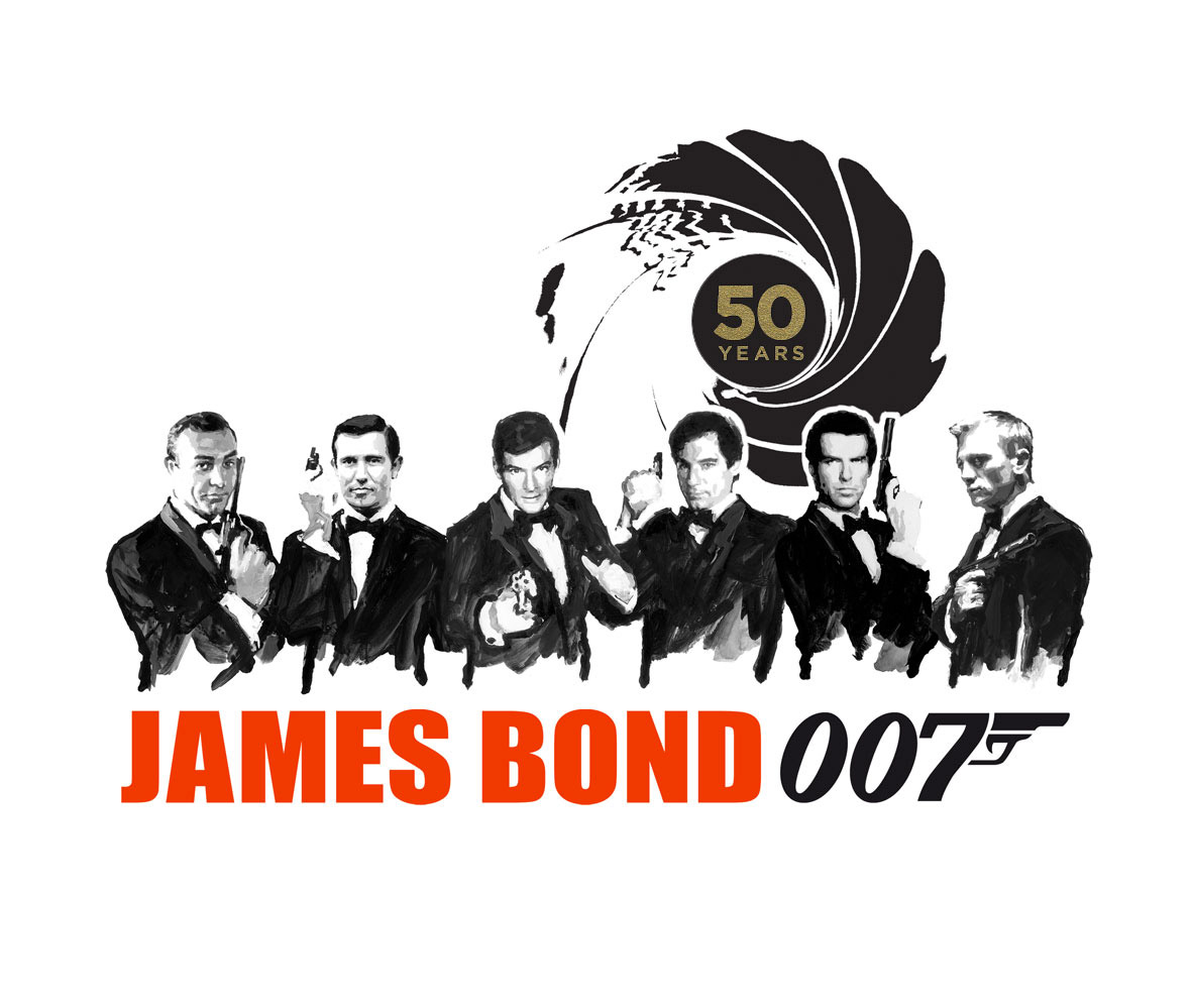 Just A Blog List Of All James Bond Movies