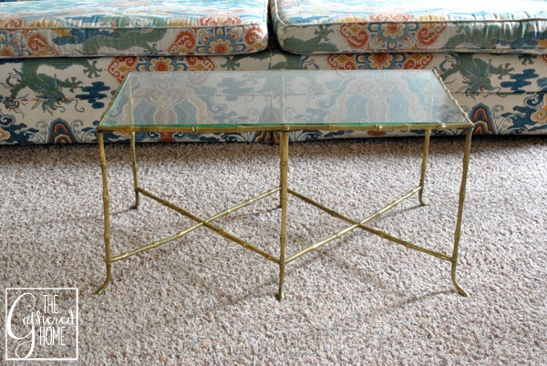maison bagues brass bamboo table2