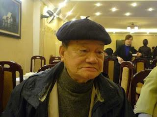 Ông Dương Danh Dy, nhà nghiên cứu về Trung Quốc