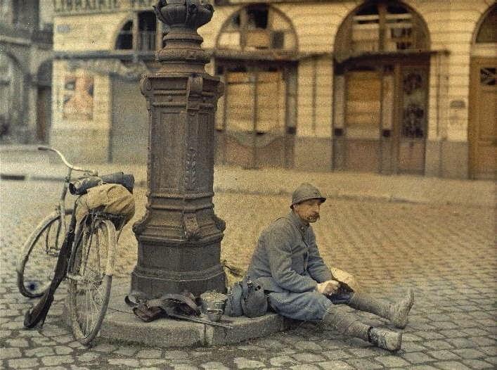 58cbda405 Durante a Primeira Guerra Mundial