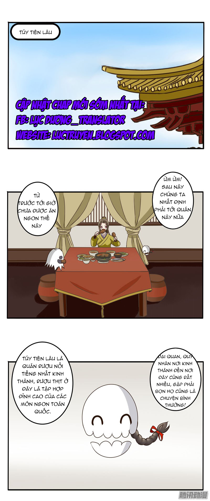 Thông Linh Phi Chap 022