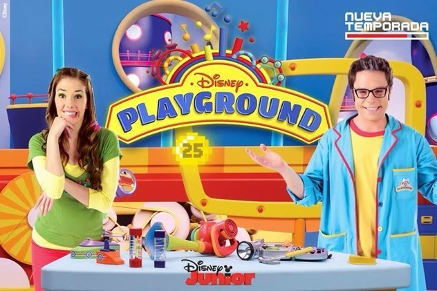 PlayGround - Cartel oficial