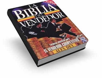 LA BIBLIA DEL VENDEDOR, Alex Dey [ Libro ] – Manual de ventas con las mejores técnicas efectivas para el vendedor competitivo