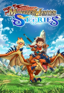 Monster Hunter Stories: Ride On - Anime Monster Hunter Stories Ride On VietSub