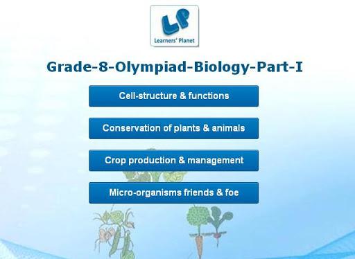 Grade-8-Olympiad-Bio-Part-1
