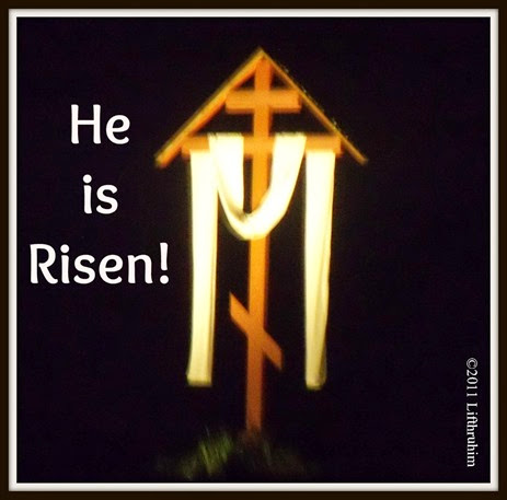 Christ is risen from the dead!