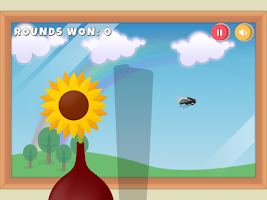 Screenshot of Swat the Fly