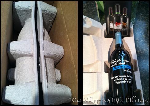 EtchingX Wine Gift