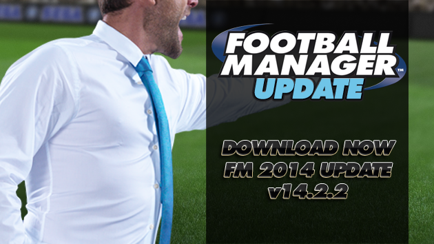 Football Manager 2014 - Update 14 2 2